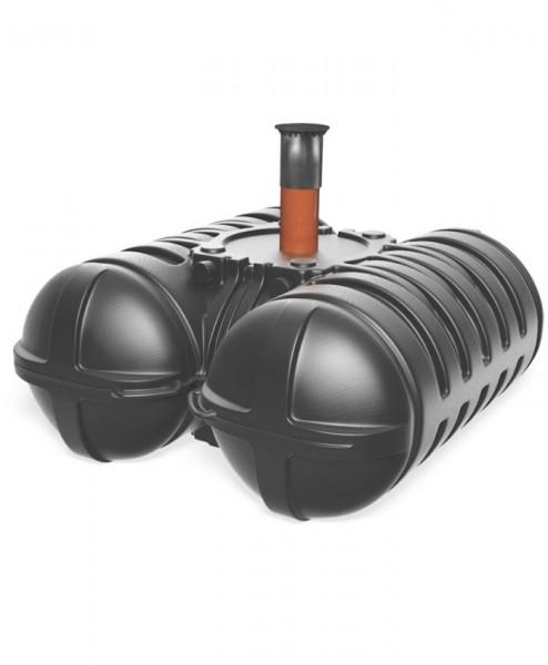 3500 Liter Abwassertank TwinBloc von Roth