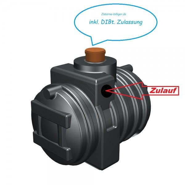 700 Liter Abwassertank MV inkl. DIBt-Zulassung