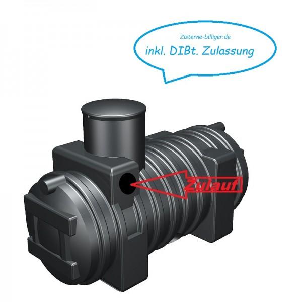 1000 Liter Abwassertank MV inkl. DIBT-Zulassung